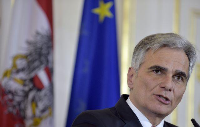 «Πλαφόν» στους πρόσφυγες που θα δεχθεί βάζει η Αυστρία | tovima.gr
