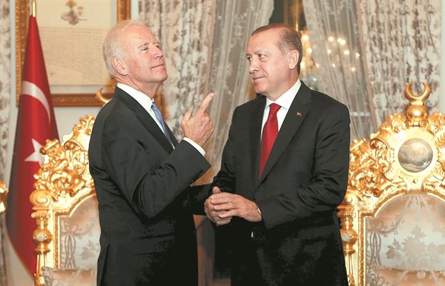 Το δύσκολο μονοπάτι των σχέσεων ΗΠΑ – Τουρκίας | tovima.gr
