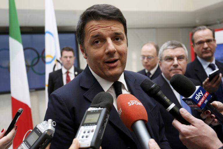 Ρέντσι: Η Ευρωπαϊκή οικονομική πολιτική πρέπει να αλλάξει   tovima.gr