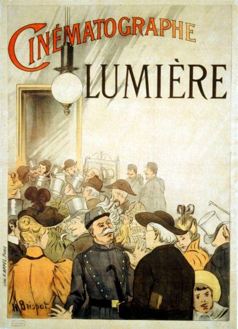 Τιμώντας τους πιονιέρους του σινεμά: Αδελφοί Λυμιέρ | tovima.gr