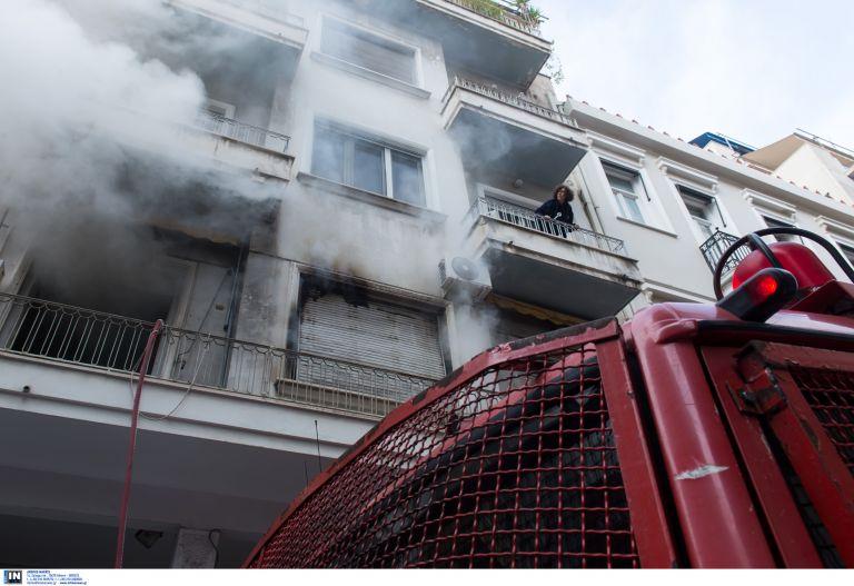 Ηλικιωμένη κάηκε ζωντανή στο διαμέρισμά της | tovima.gr