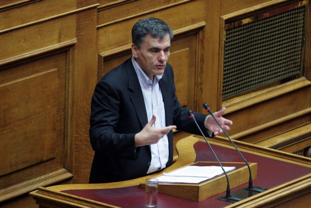 """Tsakalotos: """"The government is collectively responsible for Varoufakis"""" 