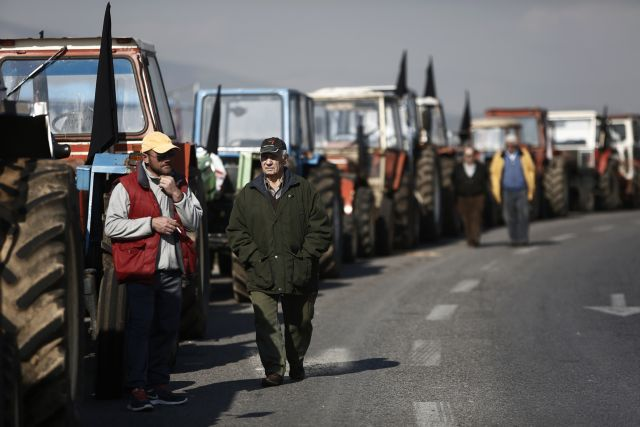 Farmers harden stance and decide to cut off access at Tempi | tovima.gr