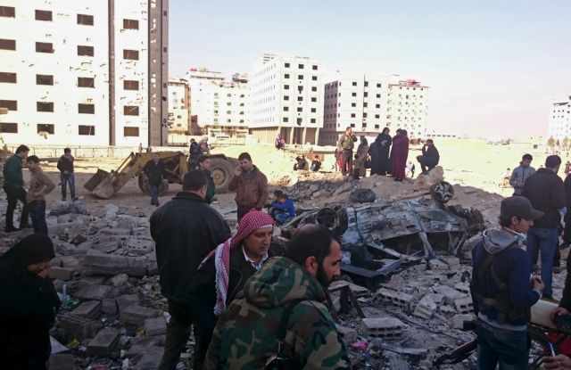 Ρωσία: Δεν βομβαρδίσαμε μαχητές που στηρίζονται από τις ΗΠΑ στη Συρία   tovima.gr