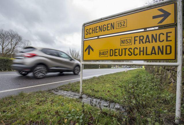 Ευρωβουλή: Πολιτική συμφωνία για ενίσχυση του συστήματος πληροφοριών Σένγκεν | tovima.gr