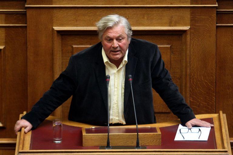 Ο Παπαχριστόπουλος των ΑΝΕΛ στηρίζει Τσίπρα στο «Μακεδονικό» | tovima.gr