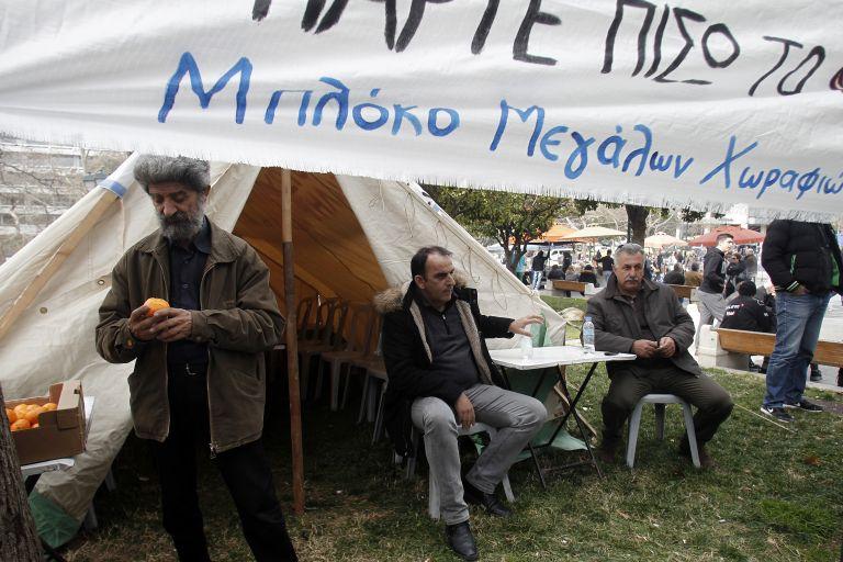 Αγροτικά μπλόκα: Κλείνουν την Αθηνών – Θεσσαλονικής για δύο ώρες | tovima.gr