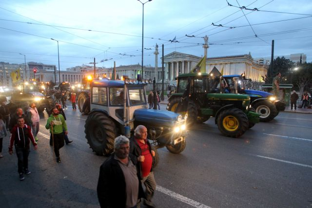 Government considers favorable pension system reforms for farmers | tovima.gr