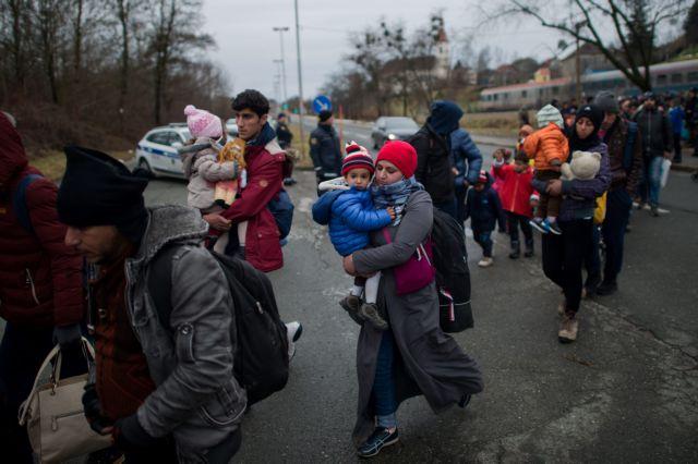 Στις μισές οι αιτήσεις για χορήγηση ασύλου στην Αυστρία | tovima.gr