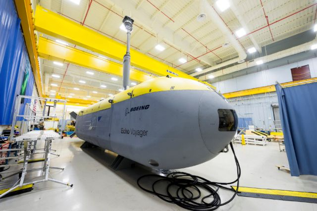 Μη επανδρωμένο υποβρύχιο της Boeing μένει στη θάλασσα για μήνες | tovima.gr
