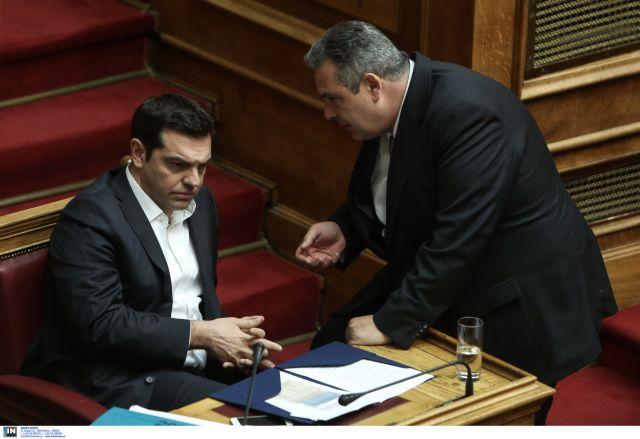 Το «Μακεδονικό» δοκιμάζει τη σχέση Τσίπρα – Καμμένου | tovima.gr