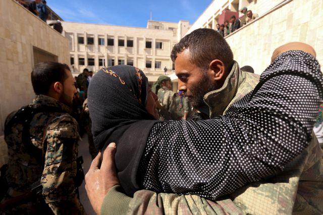 Μαχητές της YPG: Χάρη στον Οτσαλάν νικήσαμε την ISIS στη Ράκα | tovima.gr