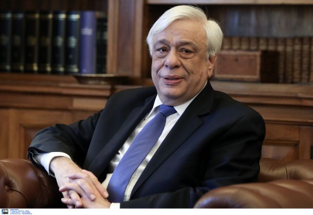 President Pavlopoulos on World Poetry and Anti-Racism Day   tovima.gr