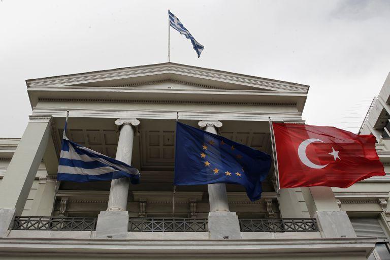 ΥΠΕΞ: Η επίσκεψη δεν πρέπει να αποτελεί αντικείμενο μικροπολιτικής | tovima.gr
