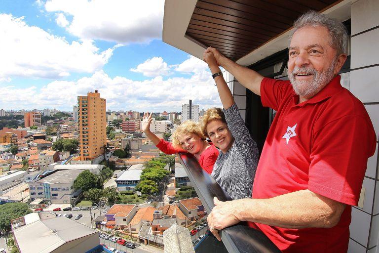 Βραζιλία: Εκδόθηκε ένταλμα σύλληψης σε βάρος του Λούλα | tovima.gr
