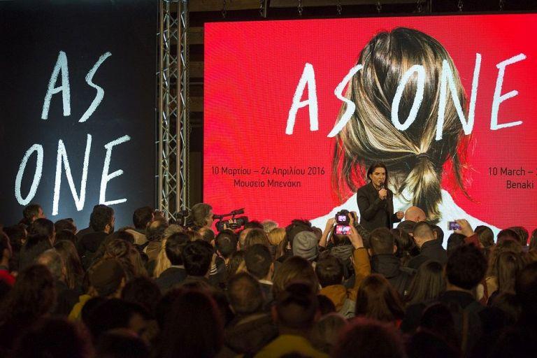 Στο Μουσείο Μπενάκη «As one» με την Αμπράμοβιτς | tovima.gr