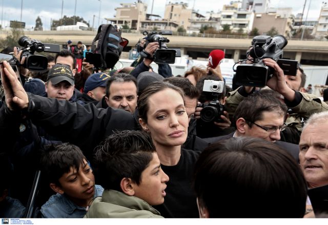 "Jolie: ""I do not believe that the refugee drama will end soon"" 
