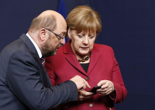 Γερμανία: Εναρξη διαπραγματεύσεων σχηματισμού κυβέρνησης | tovima.gr