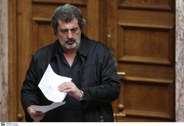Boυλευτές της ΝΔ κατά Πολάκη – Επιστολή στον Πρόεδρο της Βουλής   tovima.gr