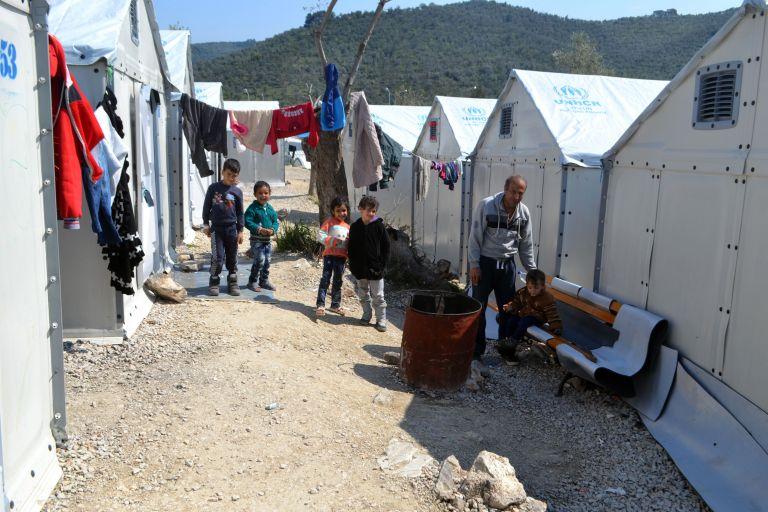 Μυτιλήνη: Μειώθηκαν το τελευταίο τετραήμερο οι μεταναστευτικές ροές | tovima.gr