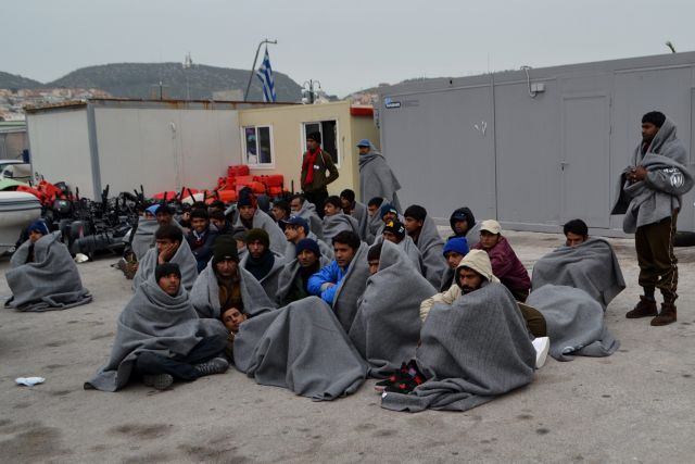Over 50,000 refugees in Greece – Returns to Turkey begin on Monday | tovima.gr