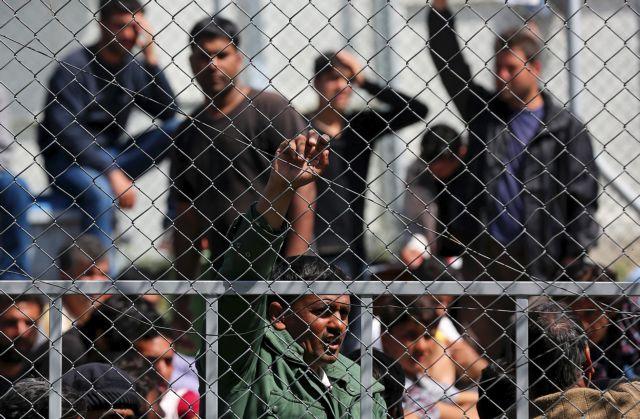 Δήμος Λέσβου: Να μην γίνει το νησί στρατόπεδο συγκέντρωσης | tovima.gr