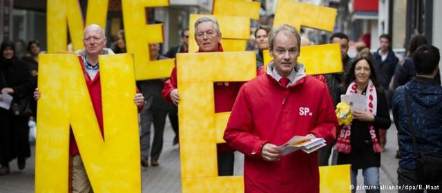Deutsche Welle: Ολλανδικό «όχι» στη σύνδεση Oυκρανίας – ΕΕ | tovima.gr