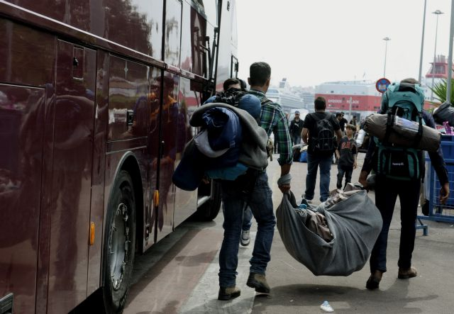 Συλλήψεις για μεταφορά προσφύγων και παράτυπων μεταναστών στη Θεσσαλονίκη   tovima.gr