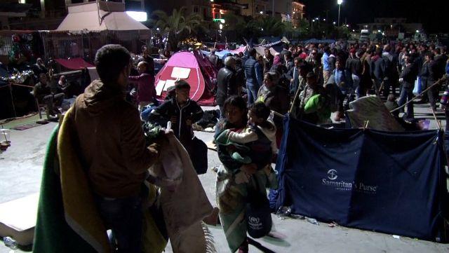 Αυξημένες προσφυγικές ροές τις τελευταίες ημέρες σε Β. Αιγαίο και Δωδεκάνησα | tovima.gr
