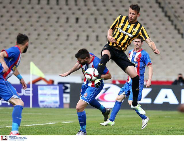 Σούπερ Λιγκ: ΑΕΚ – Πανιώνιος 1-0   tovima.gr