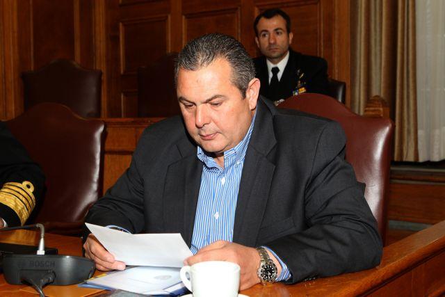 Προσλήψεις στην ΕΑΒ ανακοίνωσε ο Καμμένος   tovima.gr