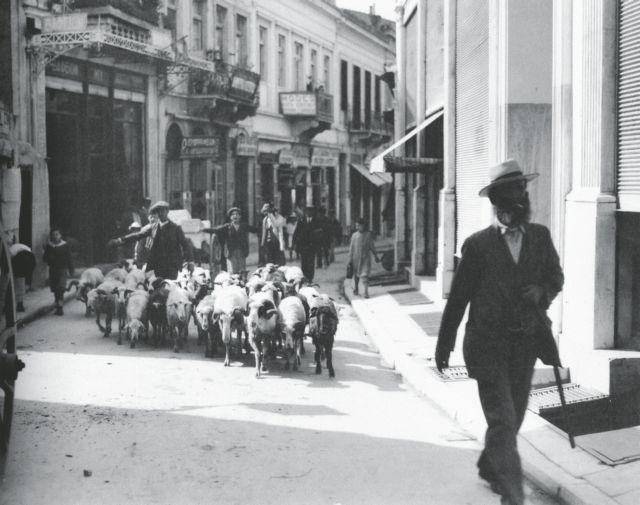 Η Αθήνα του Μιχαήλ Μητσάκη | tovima.gr