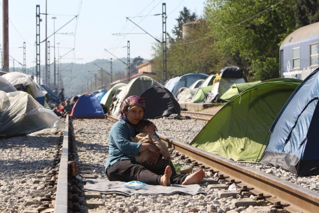 Businesses in agony over closed railway line in Idomeni | tovima.gr