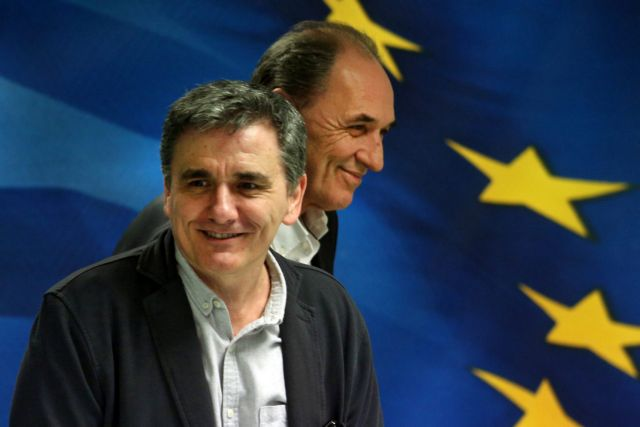 "Tsakalotos: ""Schäuble is not really a fan of debt relief""   tovima.gr"