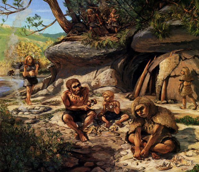 Οι Νεάντερταλ έφτιαχναν εργαλεία με φωτιά πριν 170.000 χρόνια   tovima.gr