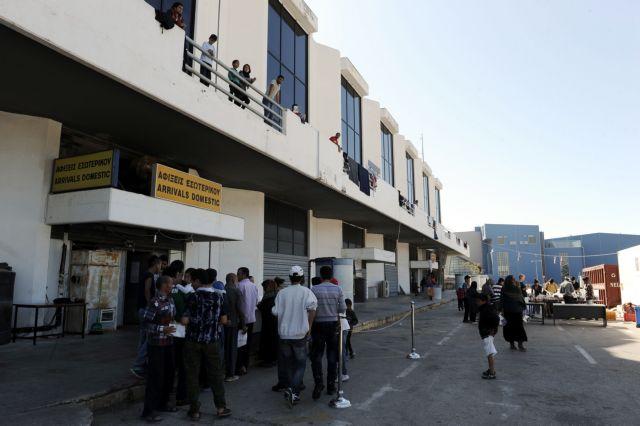 Νεκρός πρόσφυγας στο hotspot του Ελληνικού | tovima.gr