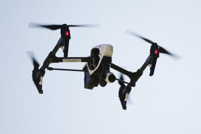 Larissa: Drone used in attempt to smuggle drugs into prison   tovima.gr