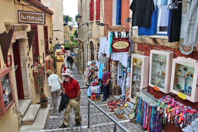Χανιά: Ανοίγουν και Κυριακές τα καταστήματα για τους τουρίστες | tovima.gr