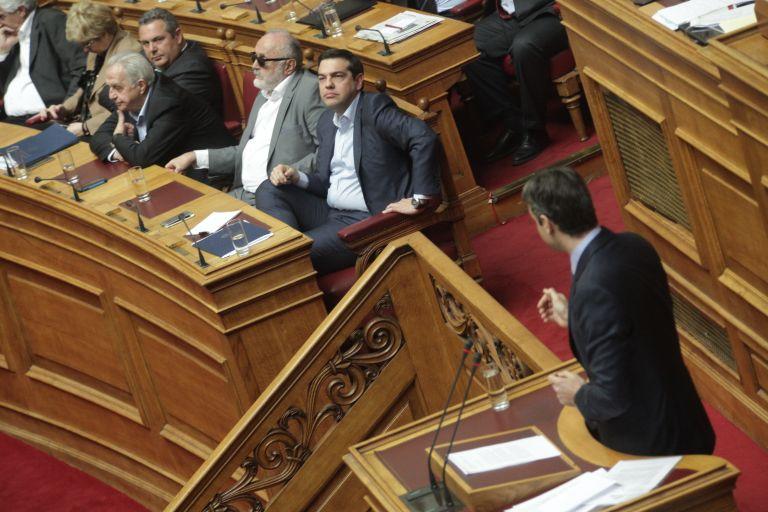 Την Εξεταστική για τα capital controls θυμίζει η ΝΔ στην δεύτερη επέτειο   tovima.gr