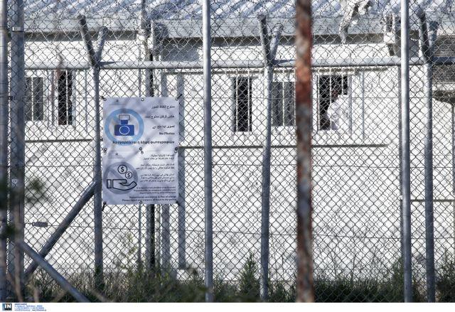 Μυτιλήνη: Συλλήψεις στο hot spot της Μόριας | tovima.gr