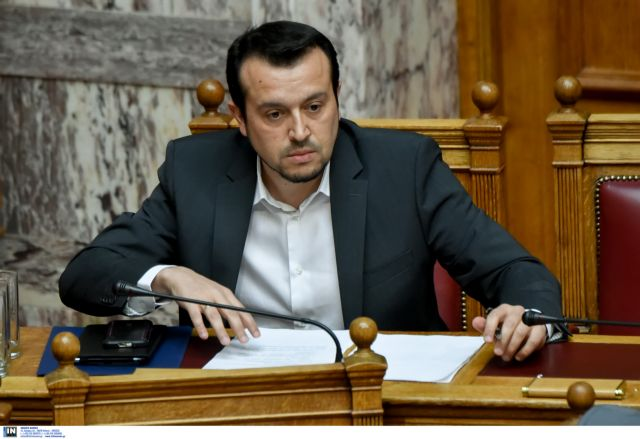 Parliament summons Pappas to a hearing on television licenses | tovima.gr
