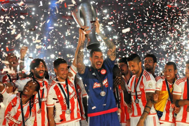 Super League: Olympiacos crowned Champion of Greece for 43rd time | tovima.gr