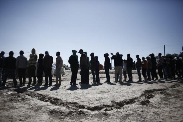 Ενταση στην Ειδομένη – Συγκρούσεις μεταξύ μεταναστών   tovima.gr