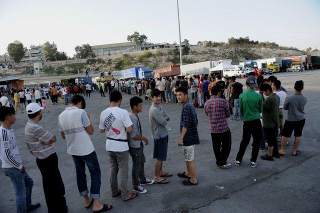 Στην Πάτρα 114 πρόσφυγες που εντοπίστηκαν ανοιχτά των Παξών   tovima.gr