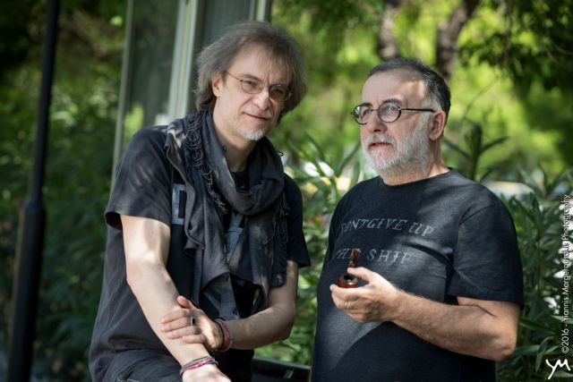 Θάνος Μικρούτσικος – Μίλτος Πασχαλίδης ενώνουν τις δυνάμεις τους | tovima.gr