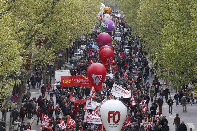 Γαλλικό συνδικάτο ανακοίνωσε κινητοποιήσεις στη διάρκεια του Euro   tovima.gr