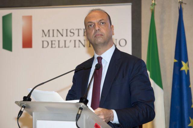 Ιταλία: Επαναφέρει την πρόταση για πλωτά hotspots ο Αλφάνο | tovima.gr