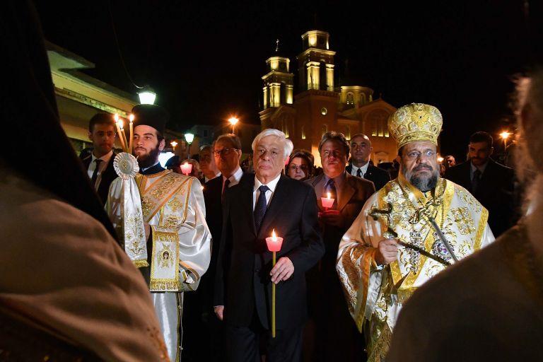 President Pavlopoulos sends message of hope for Easter | tovima.gr