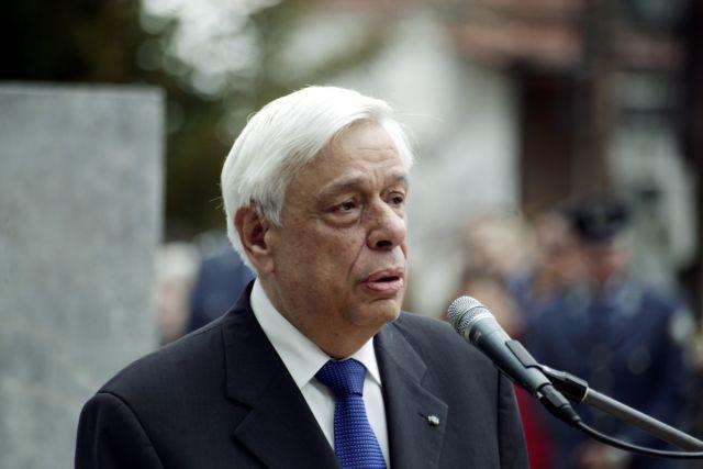 Ποτάμι για δηλώσεις Παυλόπουλου: Δηλώσεις που προσθέτουν ανησυχία   tovima.gr