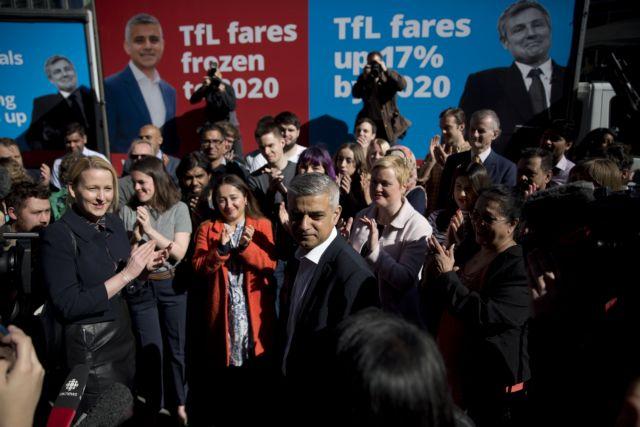 Τον πρώτο μουσουλμάνο δήμαρχο εκλέγει το Λονδίνο; | tovima.gr